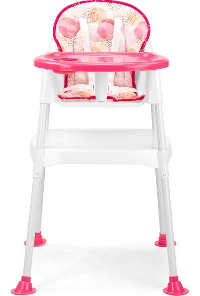 Tinycare Çalışma Masalı Kılıflı Portatif Mama Sandalyesi