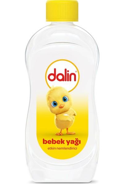 Dalin Şampuan - Yağ - Sabun - Islak Mendil Seti Klasik 4'lü