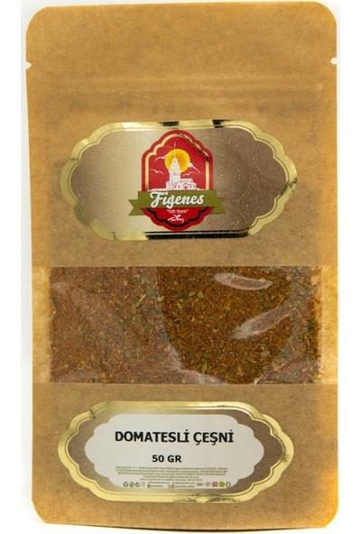 Figenes Domatesli Çeşni Kraft Paket 50 gr