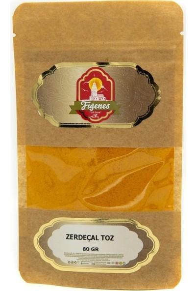 Figenes Zerdeçal Toz Kraft Paket 80 gr
