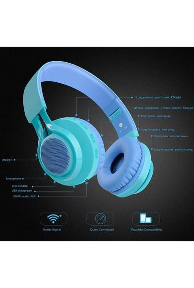 Riwbox WT-7S Bluetooth Kulaküstü Kulaklık