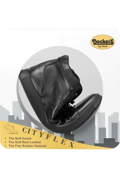 Dockers By Gerli 227150 9Pr Siyah Erkek Bot