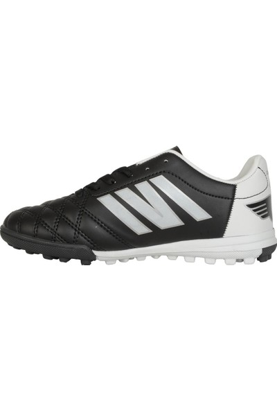 Dunlop 111114H Siyah Halısaha Krampon Erkek Futbol Ayakkabı