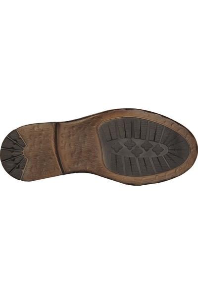 Pierre Cardin 293406 Kahve %100 Deri Erkek Kışlık Bot Ayakkabı