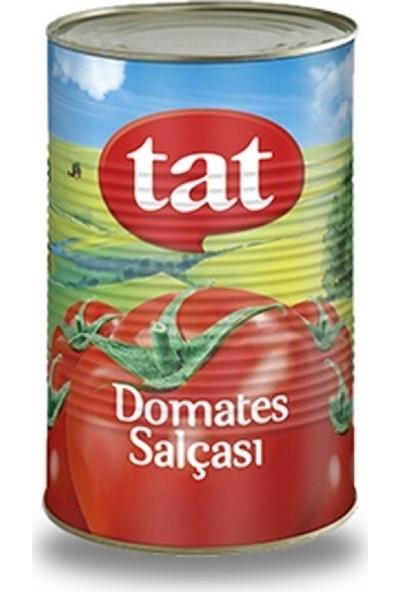 Tat Domates Salçası 4300 gr 6'lı Set