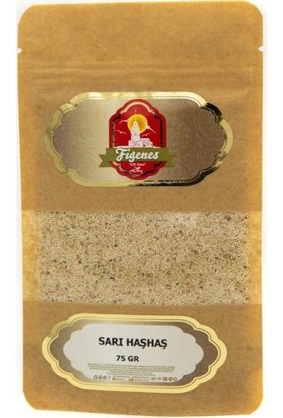 Figenes Sarı Haşhaş Kraft Paket 75 gr