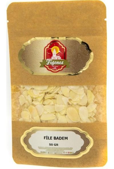 Figenes File Badem Orta Craft Paket (50 Gr)
