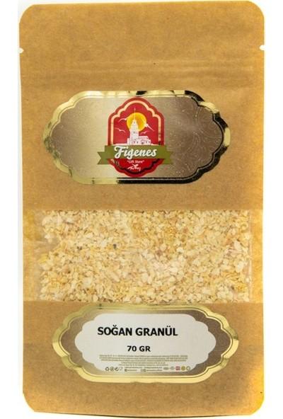 Figenes Soğan Granül Orta Craft Paket (70 Gr)