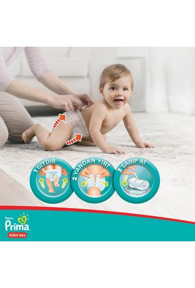 Prima Pants Külot Bebek Bezi 5 Beden Junior Aylık Fırsat Paketi 126 Adet