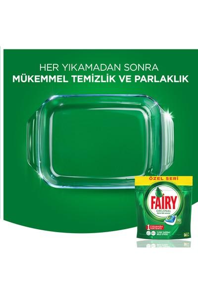 Fairy 270 Yıkama Bulaşık Makinesi Deterjanı Kapsülü Özel Seri (90 x 3)