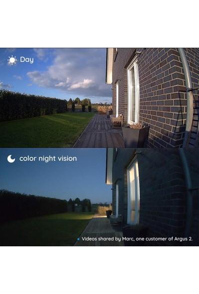 Reolink Argus 2 Full Hd Dış Mekan Güvenlik Kamerası