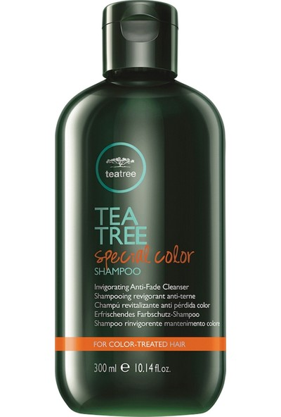 Paul Mitchell Tea Tree Special Color Şampuan 300 ml