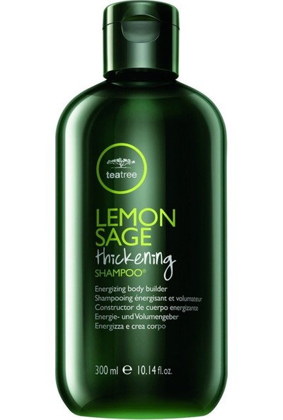 Paul Mitchell Tea Lemon Sage Şampuan 300 ml