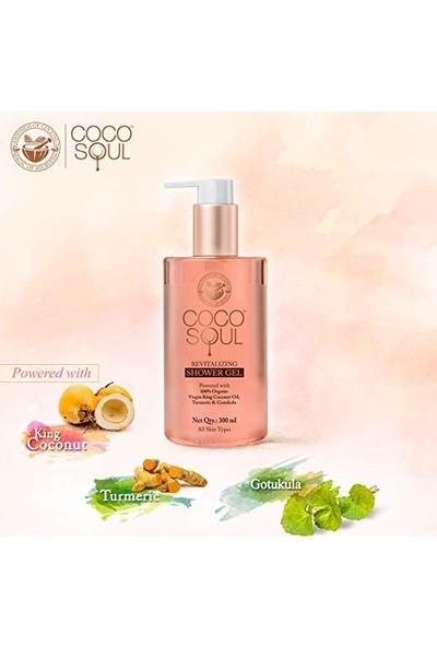 Coco Soul Revitalizing Shower Gel - Canlandırıcı Duş Jeli - 300 ml
