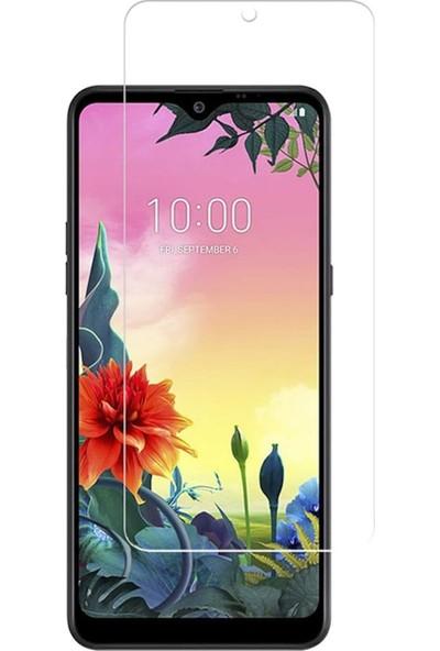 Coverzone LG K50S Temperli Cam Ekran Koruyucu