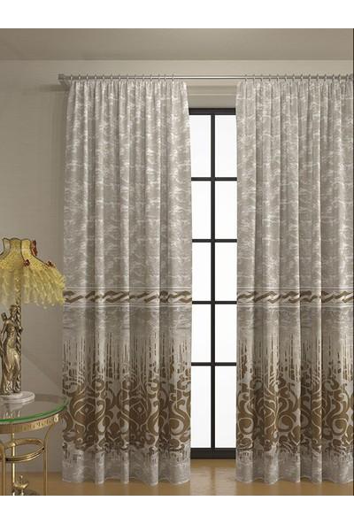 Italy Design Home Pano Fon Perde 9021 70 x 270 cm