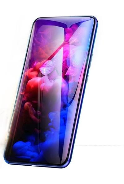 Baseus SGHWMA2-KA01 Huawei Honor Magic 2 4D Full Cam Ekran Koruyucu - Şeffaf