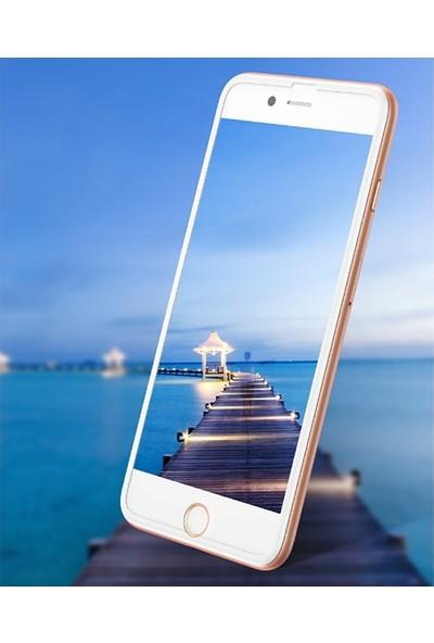 Baseus SGAPIPH7SP-ZD02 iPhone 6/6S/7/8 Plus 3D 0.23 mm Full Cam Ekran Koruyucu - Beyaz