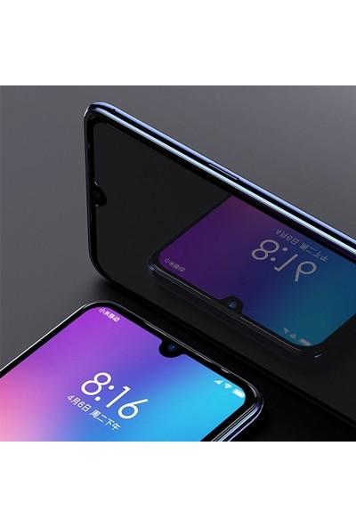 Baseus SGMIM9-KA01 Xiaomi Mi 9 3D Full Kaplama Cam Ekran Koruyucu - Siyah
