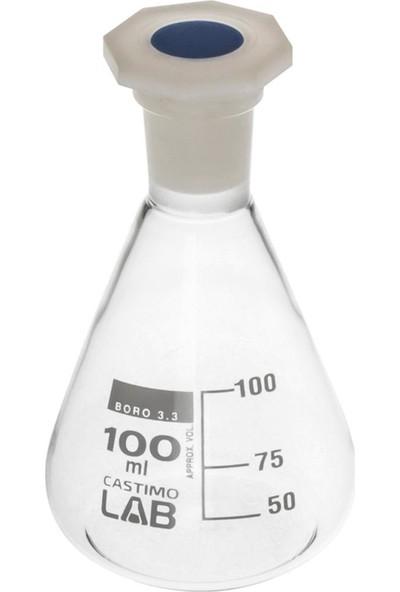 Castimolab Cam Erlen Şilifli Ns 19 / 26 100 ml