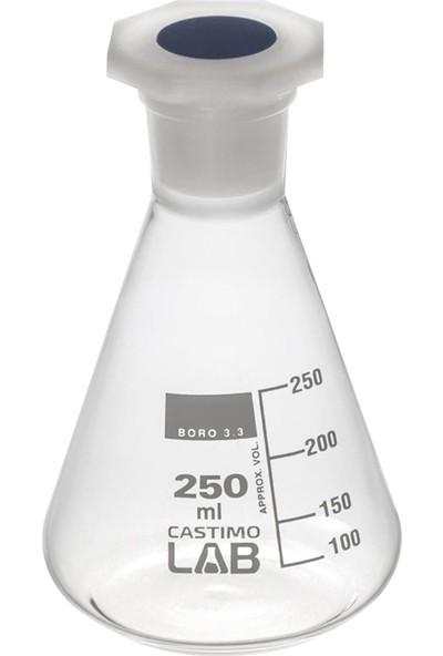 Castimolab Cam Erlen Şilifli Ns 29 / 32 250 ml