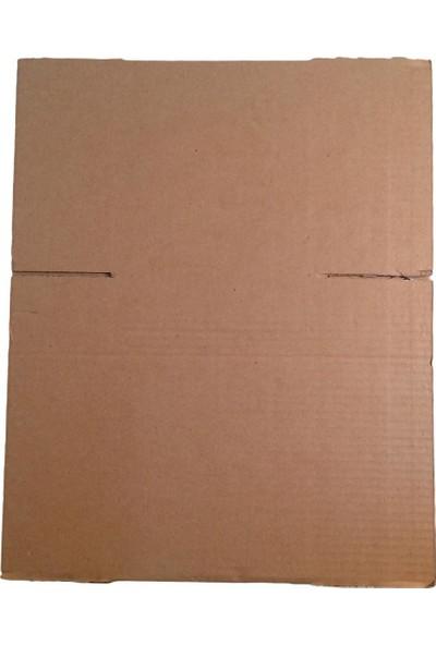 Castimolab Tek Oluklu E-Ticarete Uygun Taşıma-Taşınma Kolisi 30x20x20 cm - 4 Desi 1 Adet