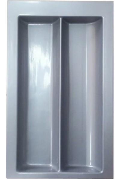 Netaks Çekmece Içi Kaşıklık ve Kepçelik Takımı 30 x 49 cm