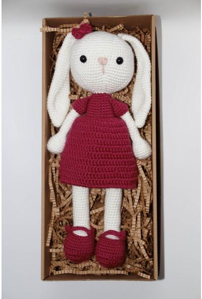 Filika Store Amigurumi Uzun Kulak Tavşan