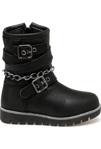 Pink Step 92.Zendy-1.P Siyah Kız Çocuk Bot