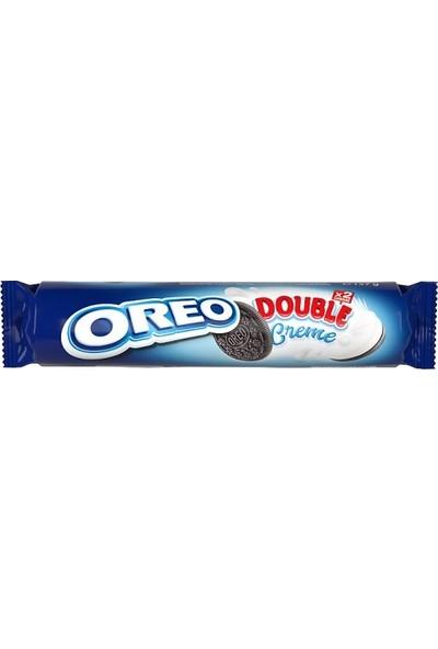 Oreo Double 4'lü Bisküvi