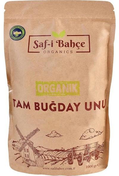 Saf-I Bahçe Organik Tam Buğday Unu 1 kg