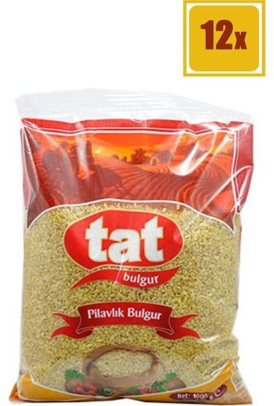 Tat Midyat Bulgur 1000 gr 12'li Set