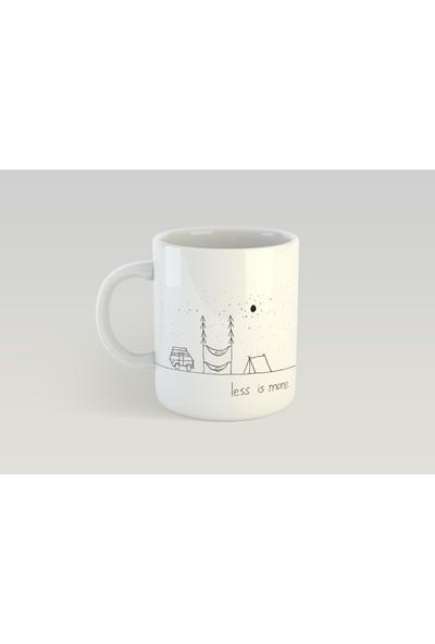 Minimalist Mug Designs Minimal Özel Motto Tasarımlı Kupa