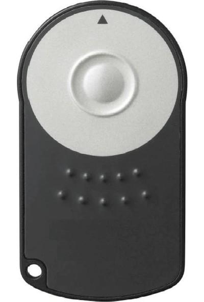 Mettzchrom Canon Uyumlu Kablosuz Uzaktan Kumanda Rc-6