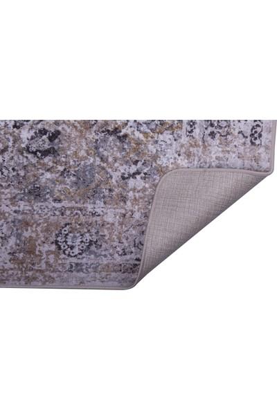 Caricia - Sultan Beige Klasikhalı Dijital Baskı Lateks Dolgu Taban 80 x 150 cm CH-100584/V01