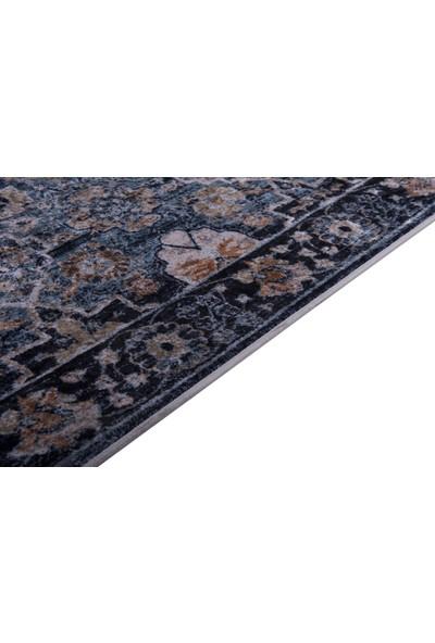 Caricia - Moore Modern Halı Dijital Baskı Lateks Dolgu Taban 80 x 150 cm CH-100594
