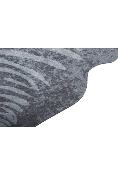 Caricia - Wildlife Ayı Postu Desenli Halı Dijital Baskı Lateks Dolgu Taban 120 x 180 cm CH-100576-SK
