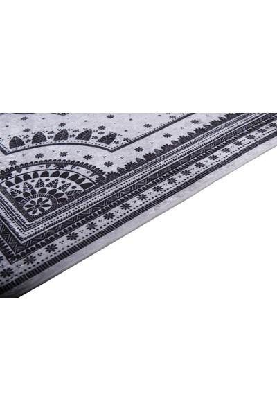 Caricia - Asana Modern Halı Dijital Baskı Lateks Dolgu Taban 80 x 150 cm CH-100606