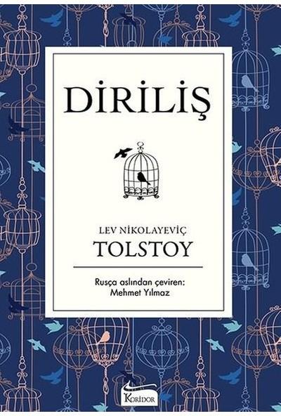 Diriliş - Lev Nikolayevi Tolstoy