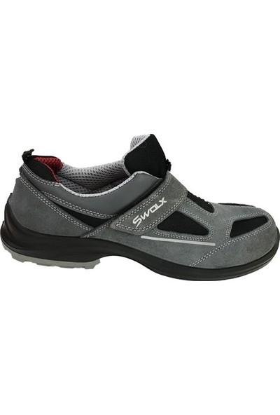 Swolx CLAS-X12 Süet S1 İş Ayakkabısı