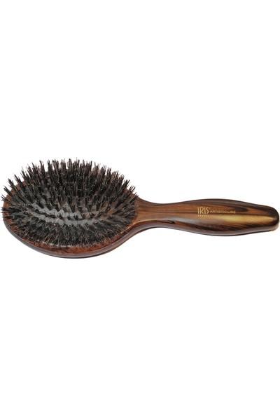 Iris Ahşap Saç Fırçası Oval 51026