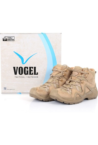 Vogel Tactical M1492 Vogel Tactical Çöl Rengi Kısa Bot&tactical Bot