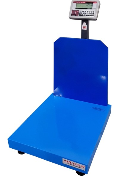 Arester Sf-LCD 60 x 70 cm 150 kg - 10 g Adet Parça Sayım Baskülü