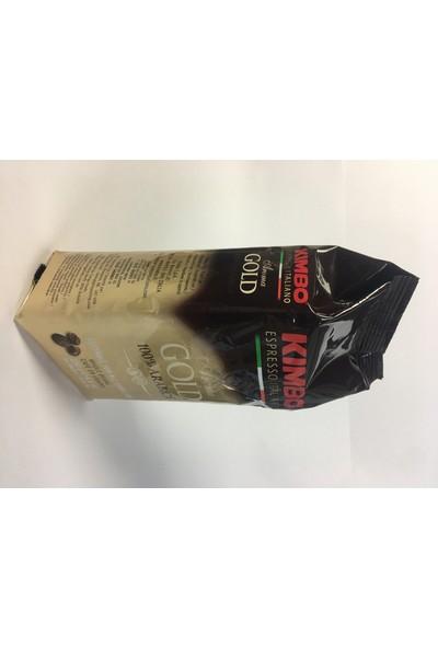 Kimbo Aroma Gold 100 % Arabica Çekirdek Kahve 250 gr