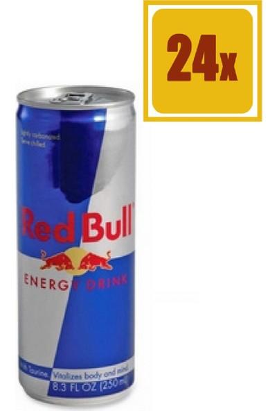 Red Bull Redbull 250 ml 24'lü Set