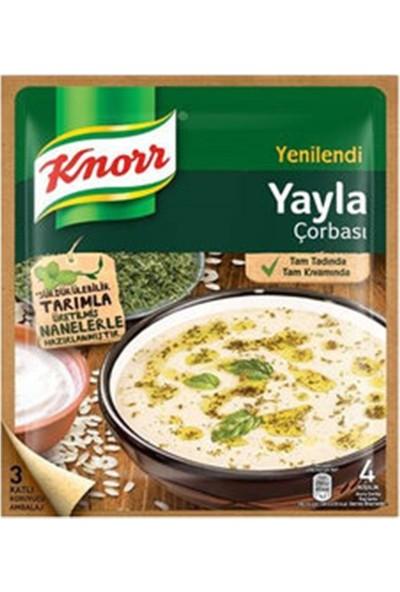 Knorr Yayla 74 gr Çorba 12'li Set