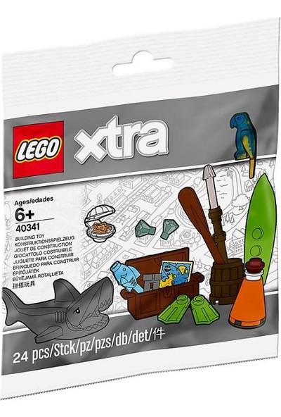 LEGO Xtra 40341 Deniz Aksesuarları