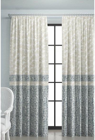 İtaly Design Home Pano Fon Perde 9019 70 x 250 cm