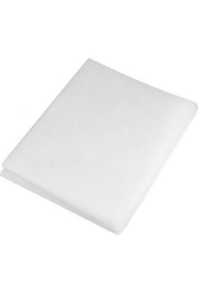 Bulluyo Sineklik Perdesi Beyaz 70 x 125 cm + 4 m Bant