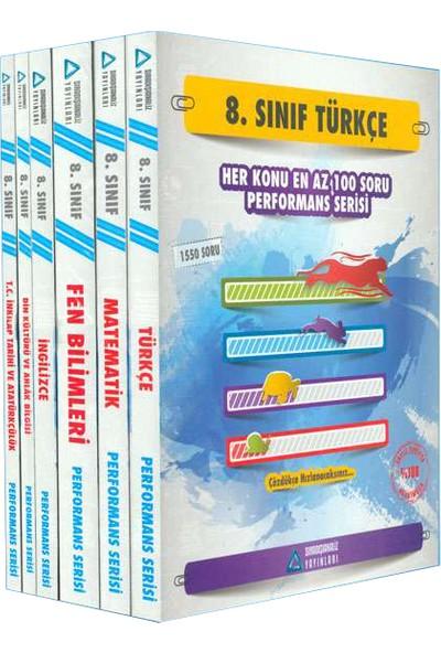 Sıradışı Analiz Yayınları 8. Sınıf LGS Soru Bankası Set